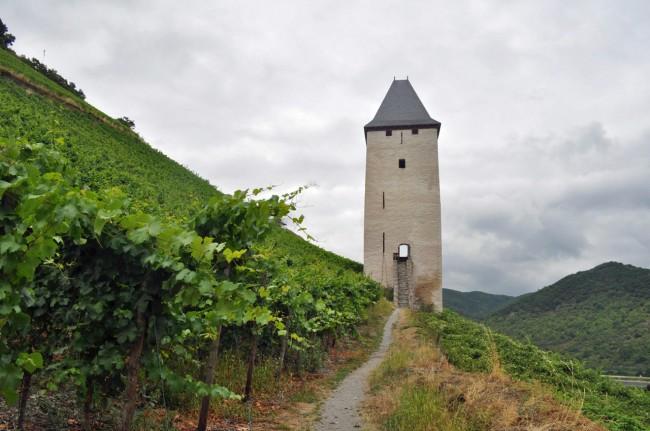 Day 10 in Deutschland, Vegan Fairy Tales {Bacharach}