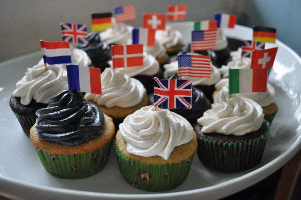 World Cup…cakes
