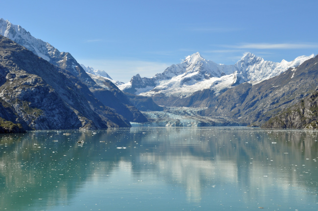 Glacier Bay National Park {No need for words here.}