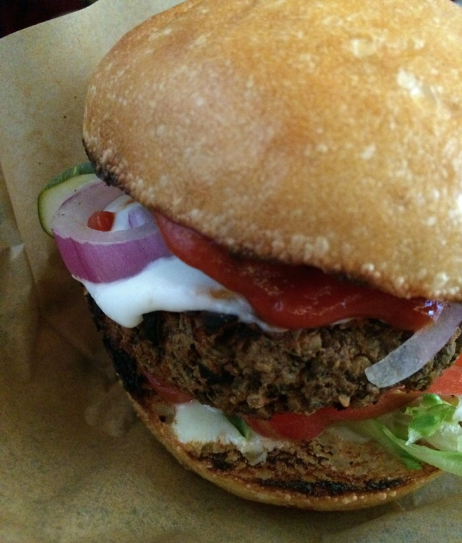 <b>V.V. Burger Showdown Semi-Finals Match 3: </b>NYC's Dichotomy [Toad Style vs. Candle Cafe]