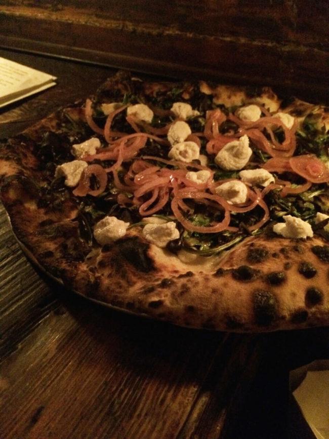 Paulie Gee's, Vegan Pizza Heaven in Greenpoint