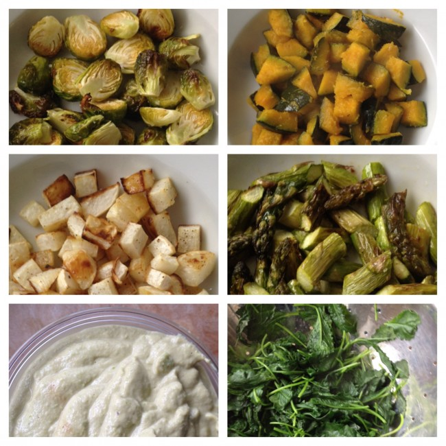 Veggie Roast-a-thon [Pictorial]
