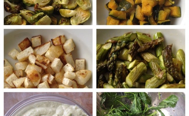 Veggie Roast-a-thon [Pictorial]