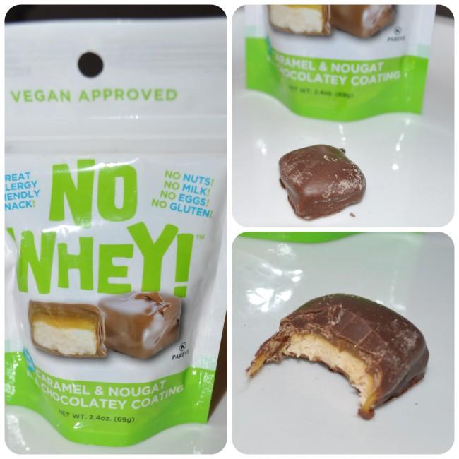 Nougat / Caramel / Marshmallow in the Vegan World