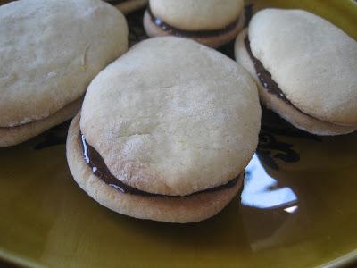 Vegan Milano Cookies