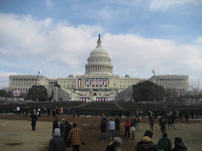 Roadtrip: The 56th Inauguration of the President of the United States