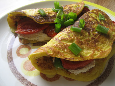 A Tofu Omelet Grows in Brooklyn