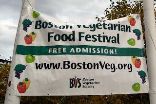 Boston Vegetarian Food Festival