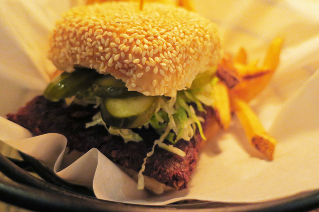 The Brooklyn Battle of the Almighty Thin Veggie Burgers
