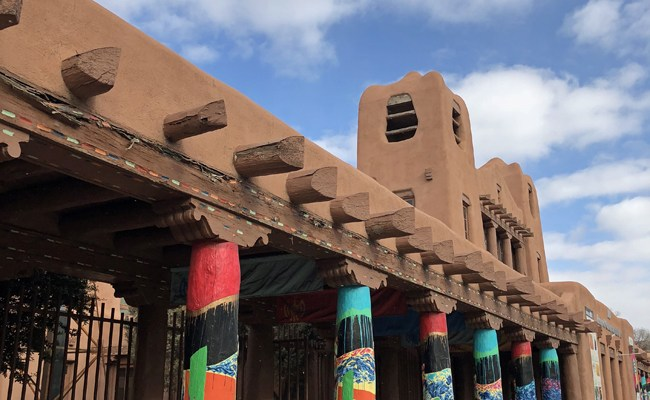 Santa Fe: The Really Good Stuff