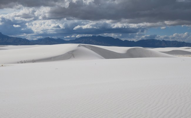 Heading South: White Sands National Monument