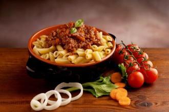 basic vegan pasta sauce image