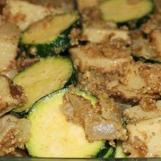 potato zucchini casserole