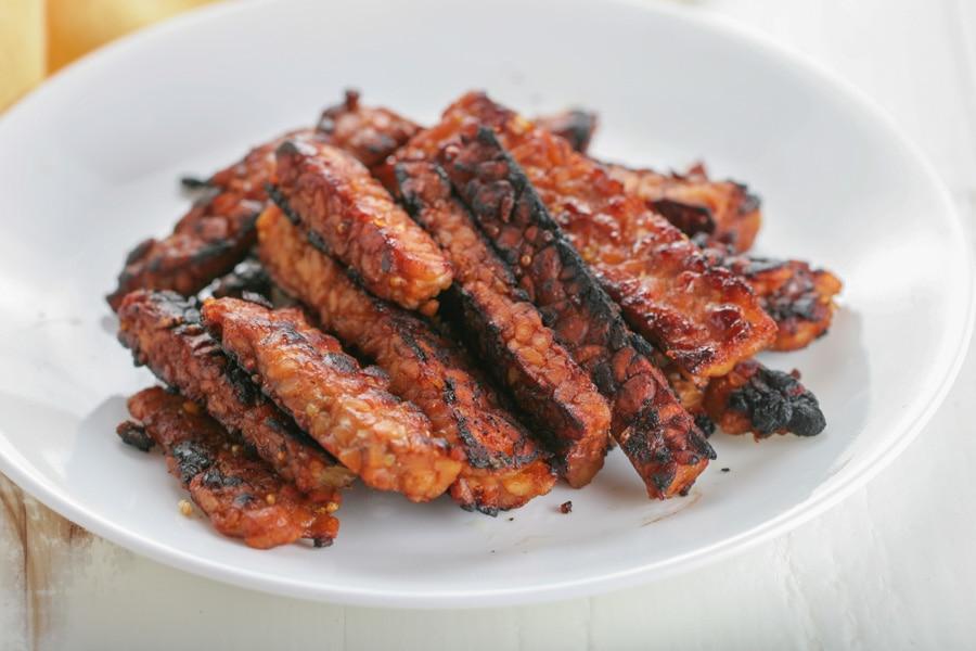 Tempeh Bacon