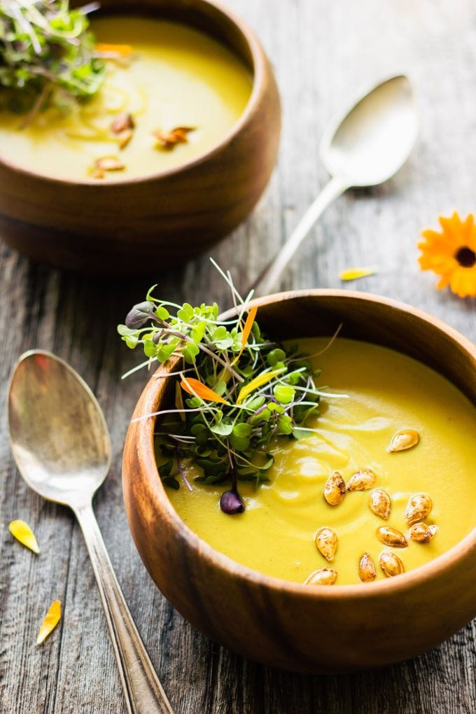 Acorn Squash Soup
