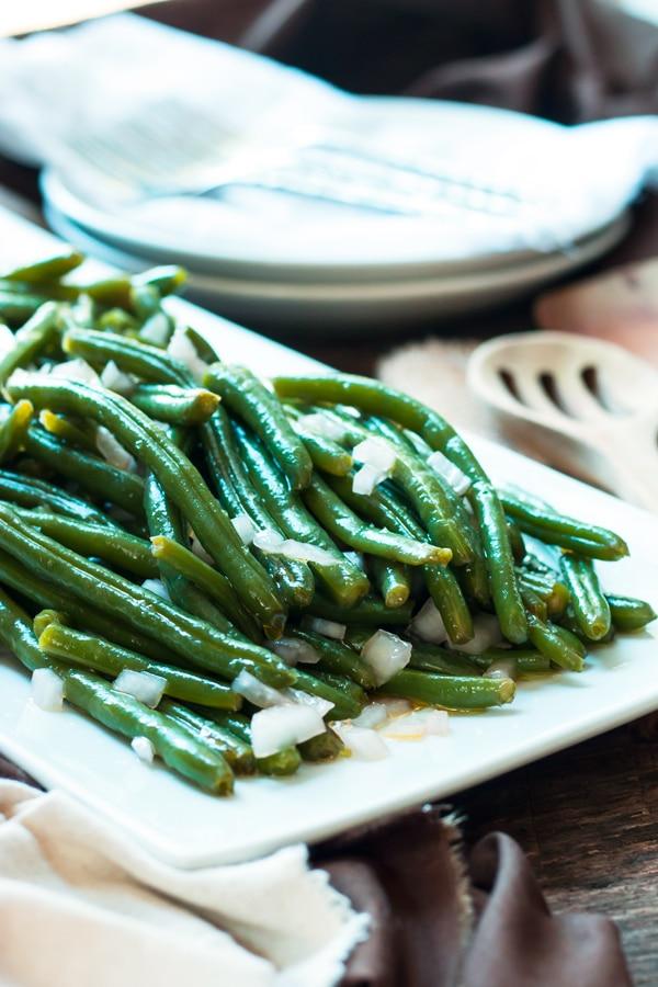 Gree;n Bean Recipes