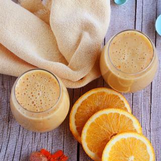 Vegan Orange Julius