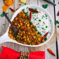One Pot Chickpea Coconut Curry