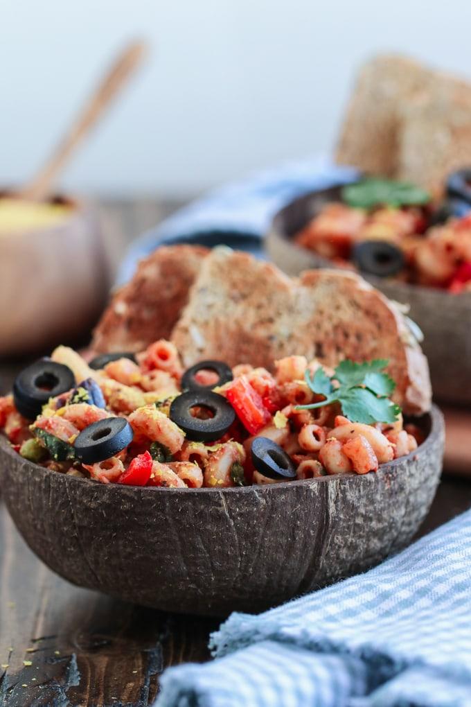 Vegan Macaroi Recipe