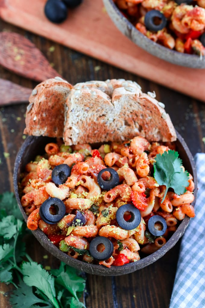 Vegan Macaroni Recipe