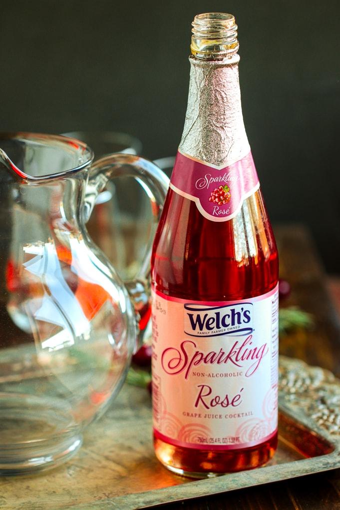 Welch's Sparkling Rose