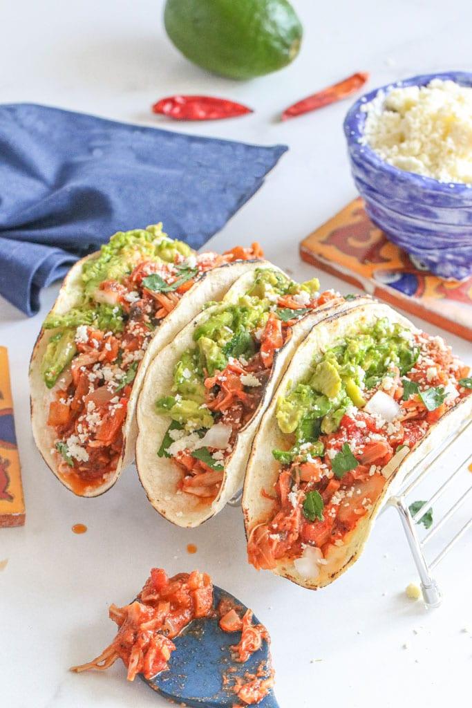 Tinga Tacos