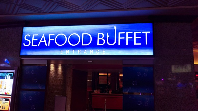 Carnival World and Seafood Buffet