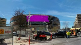 T-Mobile Arena and The Park