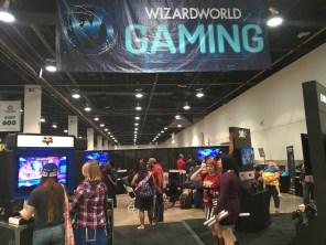 Video Gaming area