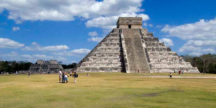 New Mayan Themed Resort