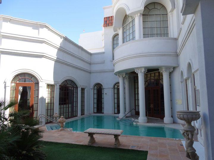 Suite7 - pool