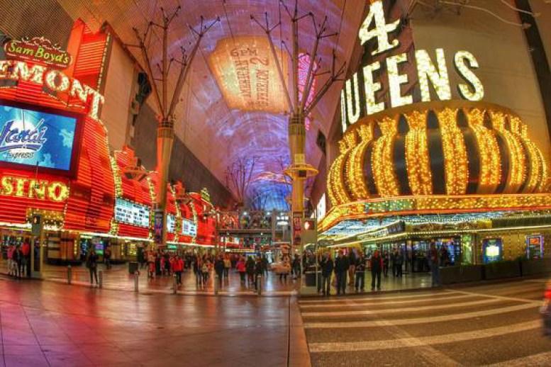 4 Queens Vegas