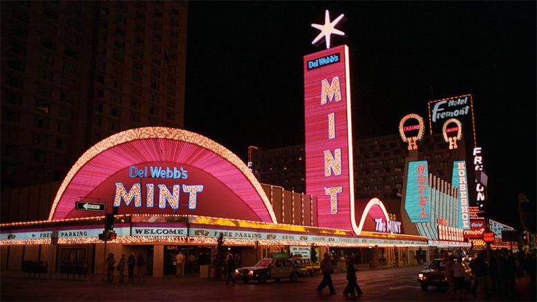 Mint Signage
