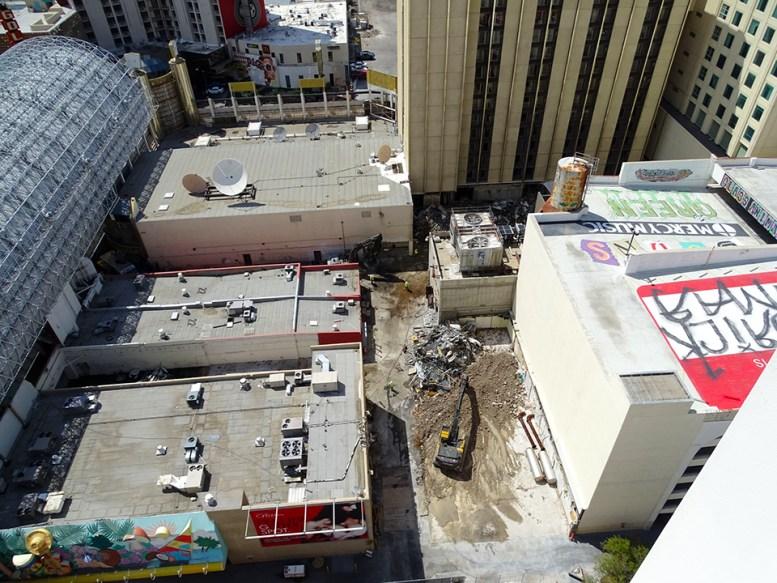 Deconstruction Las Vegas Club