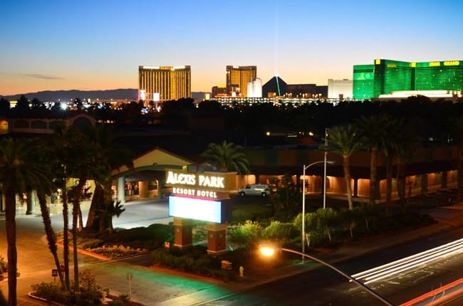 Vegas Weddings Outdoor