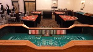 casino table rentals