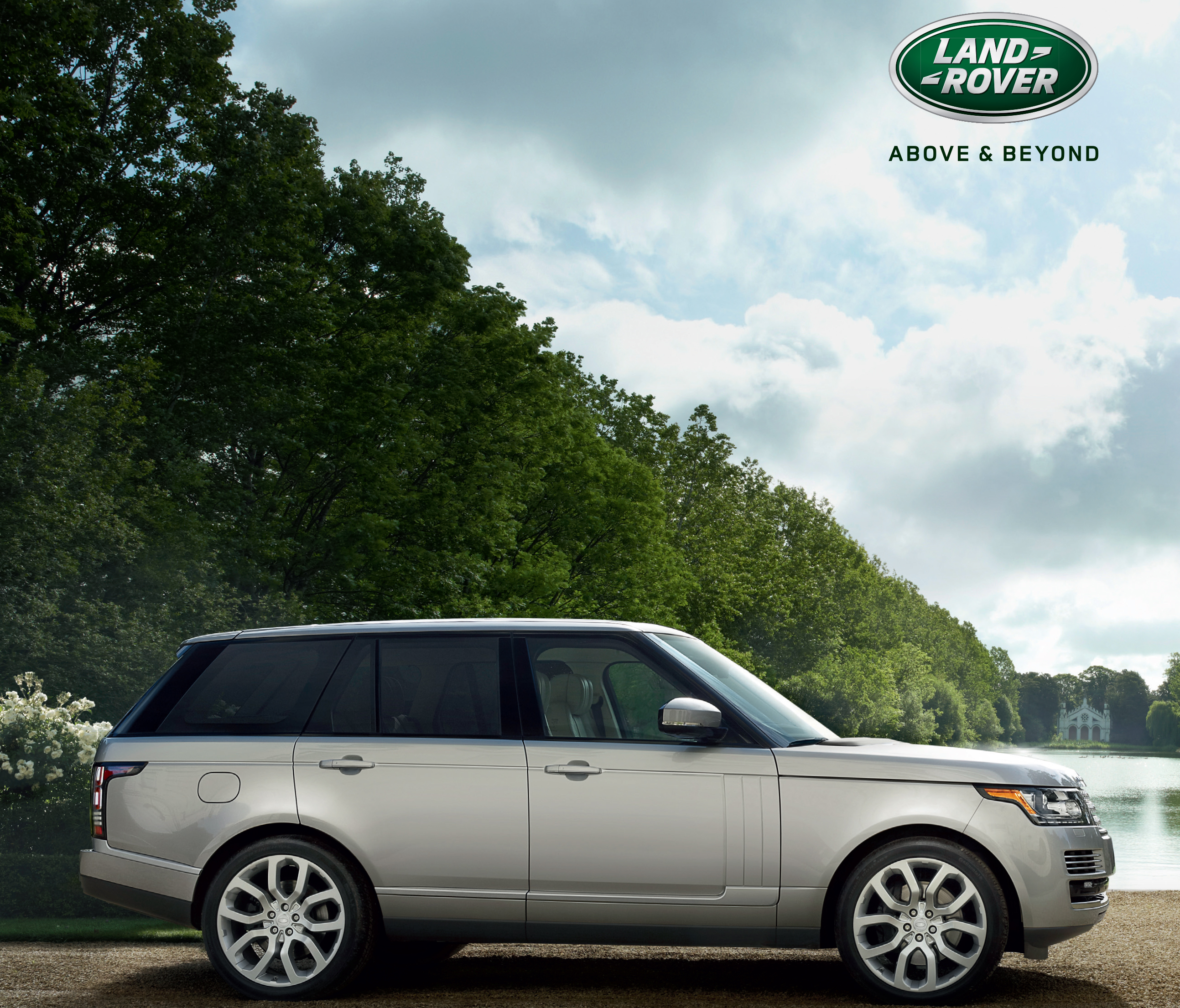 Land Rover Goes Eco Friendly