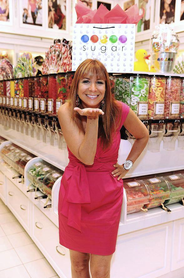 Jill Zarin of The Real Housewives of New York City