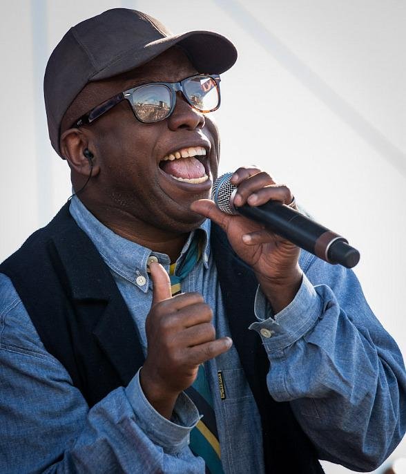 Corey Glover of Living Colour