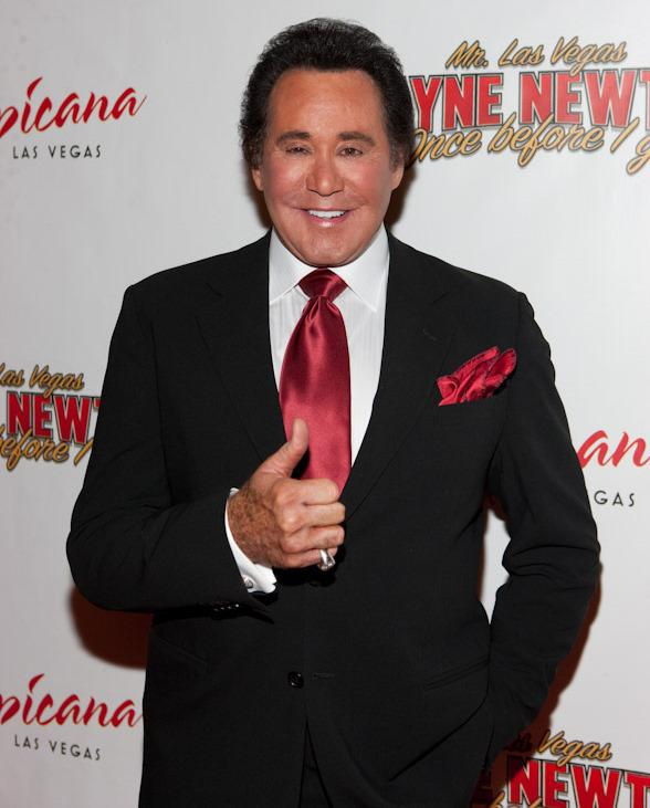 Wayne Newton at The Tropicana