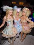 Angel, Rachel, and AnnaLynne at PURE Nightclub