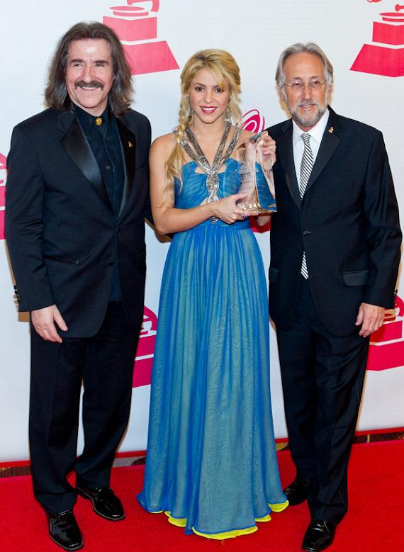 Shakira Honored as The Latin Grammy Person of The Year at Mandalay Bay in Las Vegas