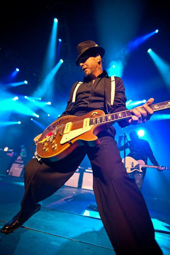 Social Distortion performs at The Joint at Hard Rock Hotel & Casino in Las Vegas