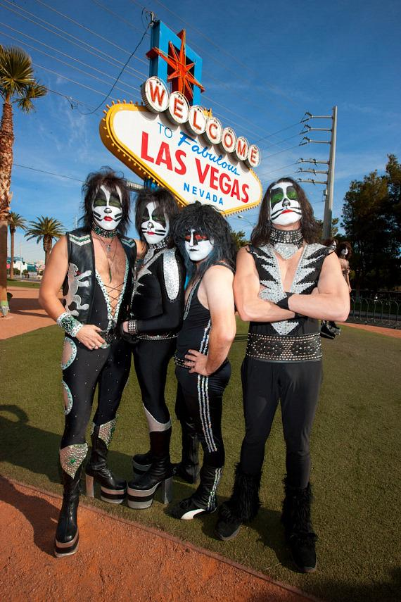 "The ""Peters"" of KISS tribute bands"