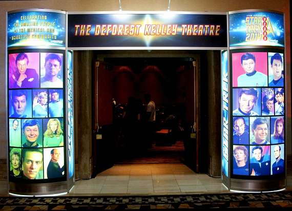 The DeForest Kelley Theatre