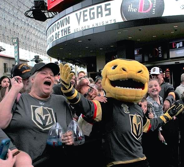 Vegas Golden Knights Full 2019 Stanley Cup Playoffs First Round Series Announced