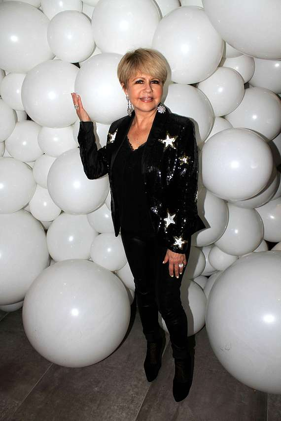 Pia Zadora at Planet 13 Superstore, the World's Largest Cannabis Entertainment Complex, Opens in Las Vegas