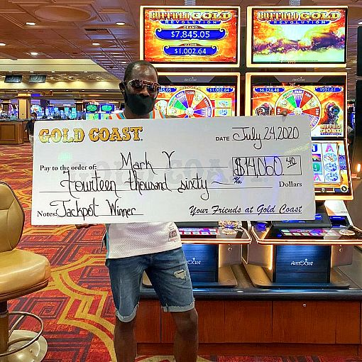 Boyd Gaming Las Vegas Destinations Award More Than $19 Million in Jackpots in July