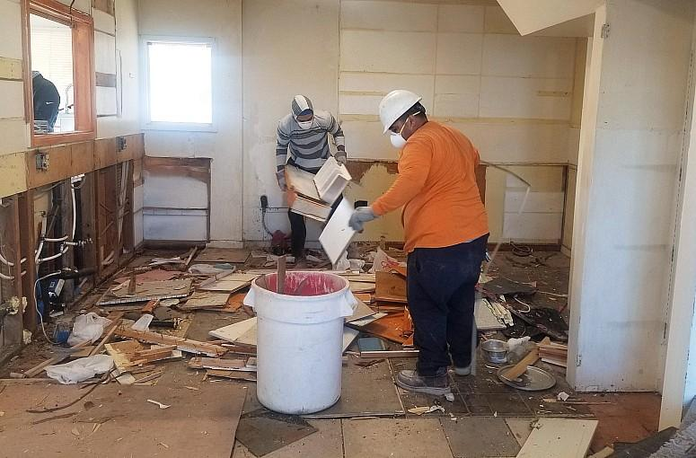 HomeAid Southern Nevada Renovates Daytime Housing Space at Poverello House to Benefit Homeless Men and Women