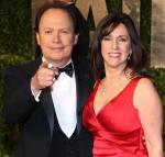 Billy Crystal and Janice Crystal